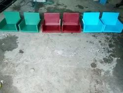 FRP Waiting Chairs