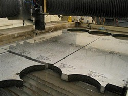CNC Plate Cutting Services