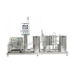 HTST Pasteurization Plant