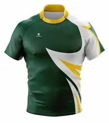 Rugby Jersey & Shorts