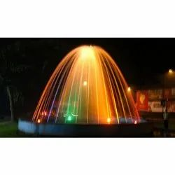 Outdoor LED Fountain