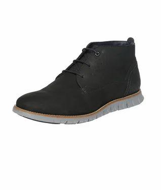 a8555658915d31 Formal Van Heusen Black Casual Shoes