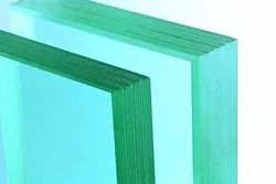 Transparent Toughened Safety Glass, Thickness: 4mm To 19 Mm