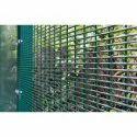 Cast Iron Anti Climb Up Security Fence System