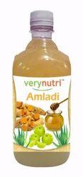 Amaladi Amla and Haldi Juice