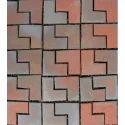 L Shape Interlocking Tiles