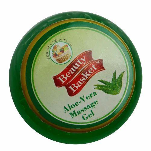 design intemporel 23c9c 2bfeb Beauty Basket Aloe Vera Massage Gel, For Personal | ID ...