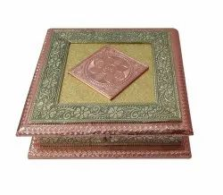 8x8 inch Wooden Dry Fruit Box
