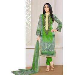 2d0ed3cc0 Georgette Semi Stitched Suit at Best Price in India