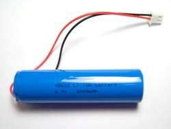 2000 Mah 18650 Li-Ion Battery Pack