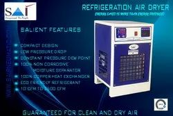 Sai High Pressure Refrigerated Air Dryer