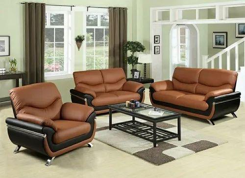 Fabric Hall Sofa Set, Warranty: 2 Year