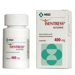 Raltegravir-Isentress Tablet