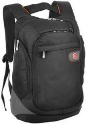 ROQ 15.6 inch Laptop Backpack  (Black)