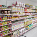 Grocery Shelves and Racks for Kirana Stores