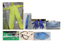 Solesafe disposable COVID-19 Safety Kit