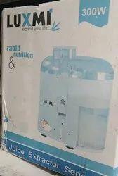 LUXMI 300 Juicer Mixer Grinder, For Personal, Capacity: single jar