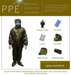 Non woven fabric PPE kit
