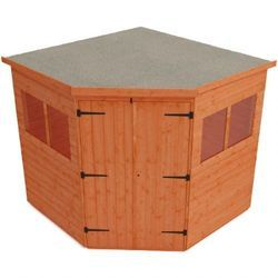 Plywood Corner Unit