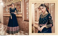 Heavy Georgette Embroider Suits