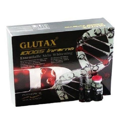 Glutax 100gs Inferno Glutathione Injection