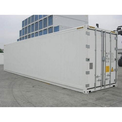 Refrigerated Cargo Container