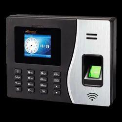 Real Time Biometric Machine