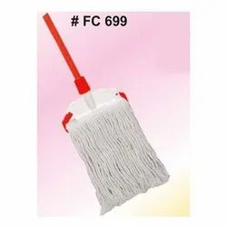 Plastic Super Clean Cotton Mop A+, For Floor Cleaning