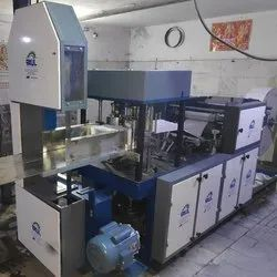 Industrial Tissue Paper Making Machine