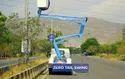 Street Light Maintenance Boomlift/ Skylift