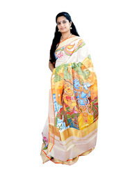 VCS 1035 Silk Saree