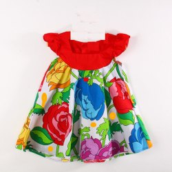 Cotton Girl Baby Girls Dress
