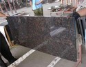 Thick Slab Tan Brown Granite, Thickness: 15-20 Mm, India