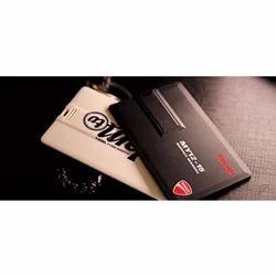 Credit Card Pen Drive - 8GB