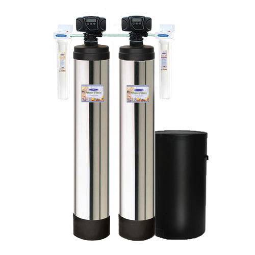 Semi-Automatic Commercial Water Softener, 2.0