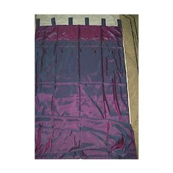 Plain Tissue Curtain
