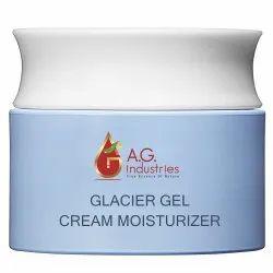 Glacier Gel Cream Moisturizer, For Personal,Parlour