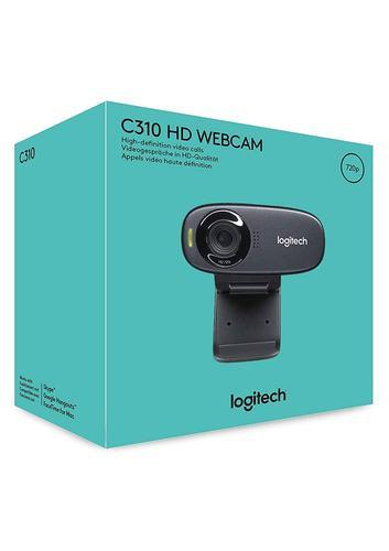 LOGITECH HD WEBCAM C310 DRIVERS FOR MAC