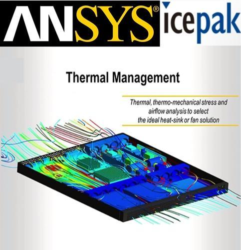 Ansys Icepack, Computer And Mobile Softwares & Apps | Niha Solutions