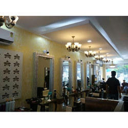 Jawed Habib Saloon Design