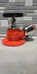 red Ss Material Hydrant Systems, For Fire Fighting, Size: 63 Mm