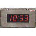 GDT-57FLP GPS Synchronized Clock