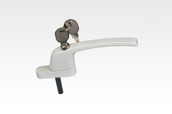 NBH009 UPVC Casement Window Handle with Key