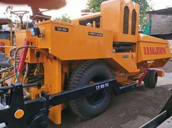 Dual Purpose Semi Hydraulic Asphalt Paver Finisher