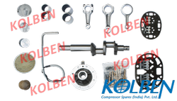 Carrier Compressor Parts