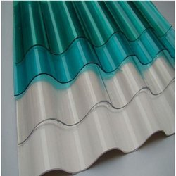 Fiber Glass Roofing Sheet