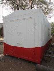 Fabricated Storage Containers