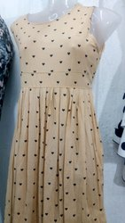 Girls Midi Dress