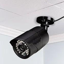 Digital Bullet Dome CCTV Camera