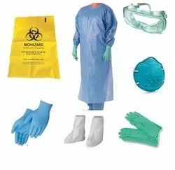 Disposable PPE Kit
